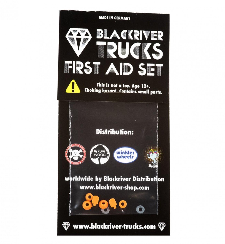 BLACKRIVER-RAMPS FIRST AID BUSHING CLAS. ORANGE