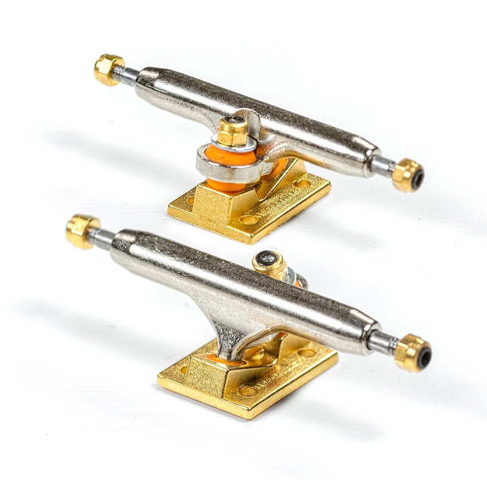 BLACKRIVER TRUCKS X-WIDE 2.0 SILVER/GOLD