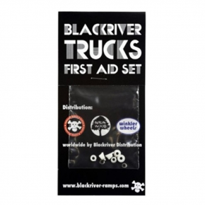 BLACKRIVER TRUCKS F.A. BUSHING CLASSIC WHITE