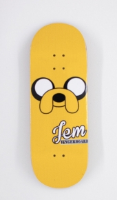 JEM FINGERBOARD JAKE THE DOG