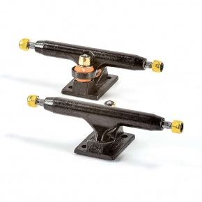 BLACKRIVER TRUCKS X-WIDE 2.0 BLACK/BLACK